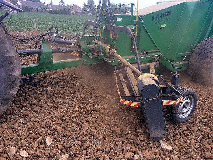Reclaiming Soil